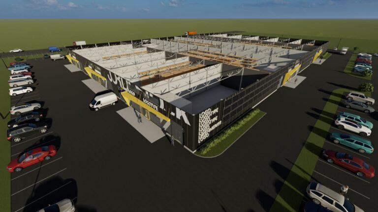 Ehitus 3 - Jordi Stockoffice - Ehitusfirma Rand ja Tuulberg AS